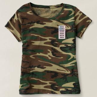 Camouflage non mon POTUS T-shirt