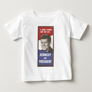 Campagne de JFK T-shirt Pour Bébé