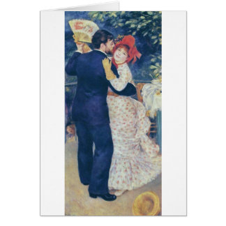 Campagne de La d'à de Pierre-Auguste Renoir - de Cartes De Vœux