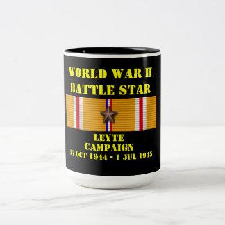 Campagne de Leyte Mug Bicolore