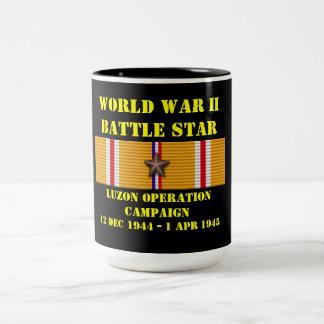 Campagne d'opération de Luçon Tasse À Café
