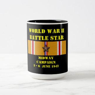 Campagne intermédiaire mug bicolore
