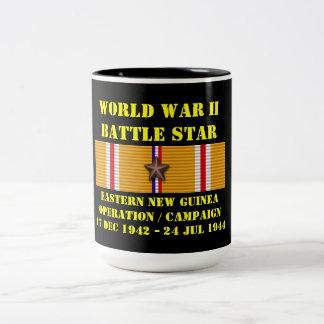 Campagne orientale d'opération de la Nouvelle-Guin Mugs