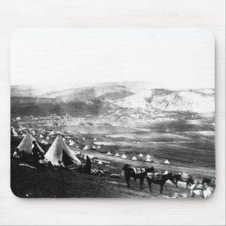 Campement allié, Crimée, c.1855 Tapis De Souris