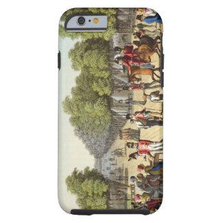 Campement de l'armée britannique dans Bois de Boul Coque Tough iPhone 6