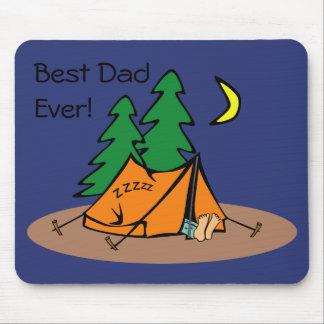 """Campeur jamais"""" de sommeil du """"meilleur papa tapis de souris"""