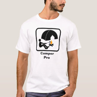 Campeur pro t-shirt