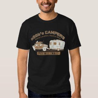 Campeurs de Noobs T-shirt