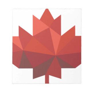 Canadian Dream Bloc-note