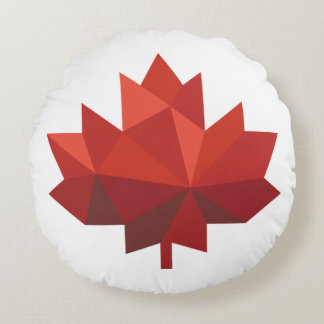 Canadian Dream Coussins Ronds