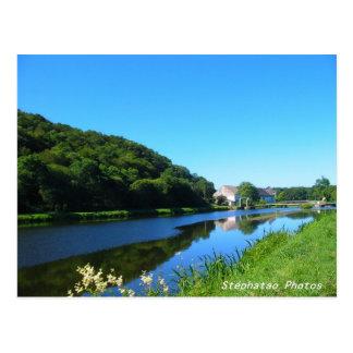 Canal de Nantes à Brest BRETAGNE FRANCE Cartes Postales