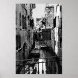 Canal de Venise, Italie Affiches