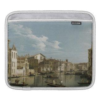Canal grand de Palazzo Flangini à Palazzo Bembo Poches Pour iPad