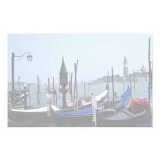 Canal grand, Venise, Italie Motifs Pour Papier À Lettre