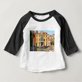 Canal grand, Venise, Italie T-shirt Pour Bébé