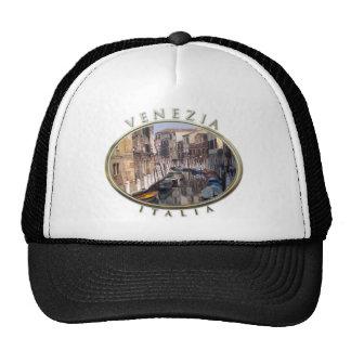 Canal vénitien casquettes de camionneur
