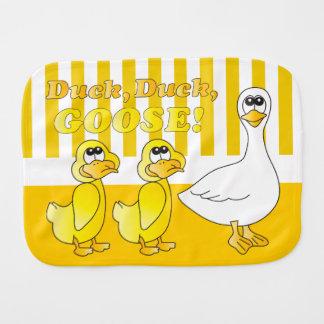 Canard, canard, oie - bébé linges de bébé