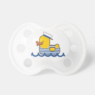 Canard de marin sucettes pour bébé