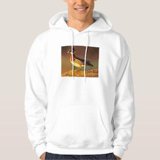 Canard en bois masculin, l'Illinois Veste À Capuche