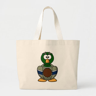 canard grand tote bag