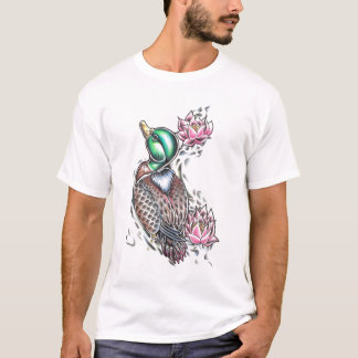 canard t-shirt