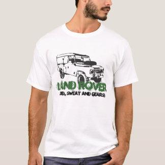 Canard vintage classique de randonnée de voiture t-shirt