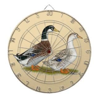 Canards :  Appleyard argenté Jeux De Fléchettes