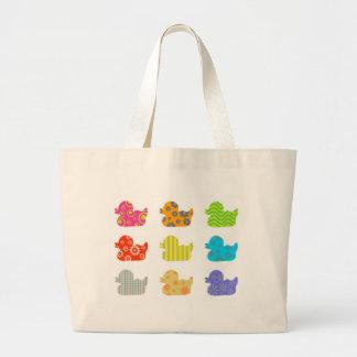 Canards modelés grand sac