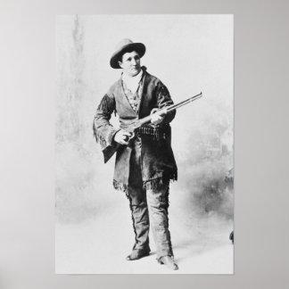 Canari c.1895 de Martha Poster