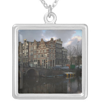 Canaux à Amsterdam Collier