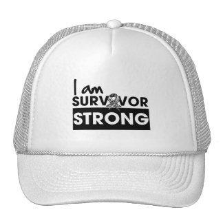 Cancer carcinoïde je suis survivant fort casquette de camionneur