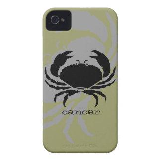 Cancer dans le noir coques iPhone 4