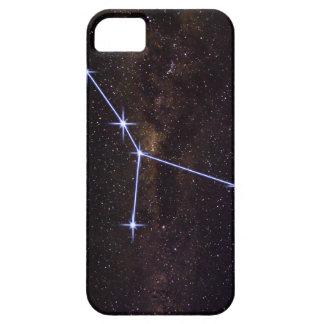 Cancer de signe d'étoile étui iPhone 5