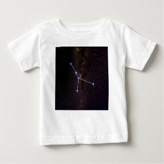 Cancer de signe d'étoile t-shirt pour bébé
