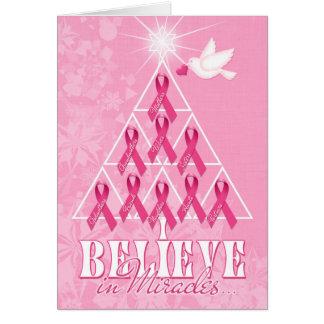 Bracelet de souhait de cancer du sein