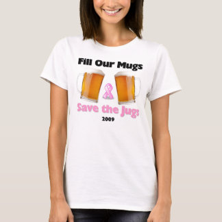 cancer du sein t-shirt