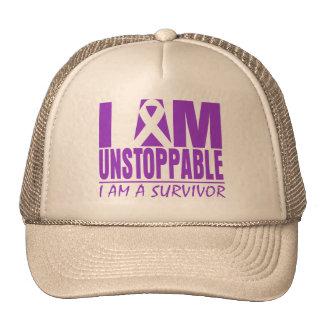 Cancer pancréatique je suis imparable casquettes de camionneur
