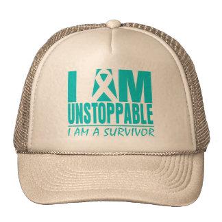 Cancer péritonéal je suis imparable casquette