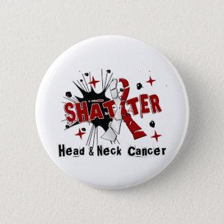 Cancer principal de cou d'éclat badges