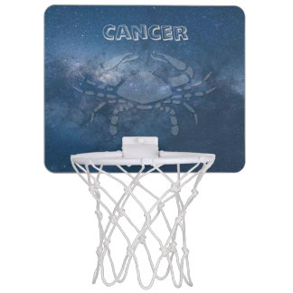 Cancer transparent mini-panier de basket