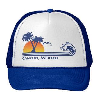 Cancun Mexique Casquettes
