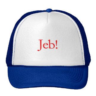 Candidat présidentiel 2016 de Jeb Bush Casquettes