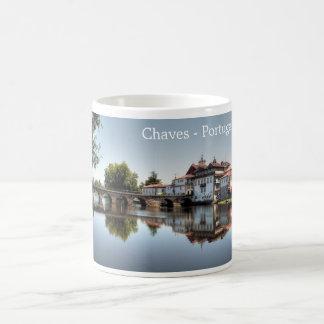 Caneca Chaves - le Portugal Mug Blanc