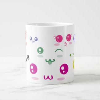 Caneca KaWaii Mugs Extra Larges