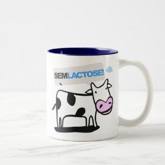Caneca lactose des PSEM Tasse