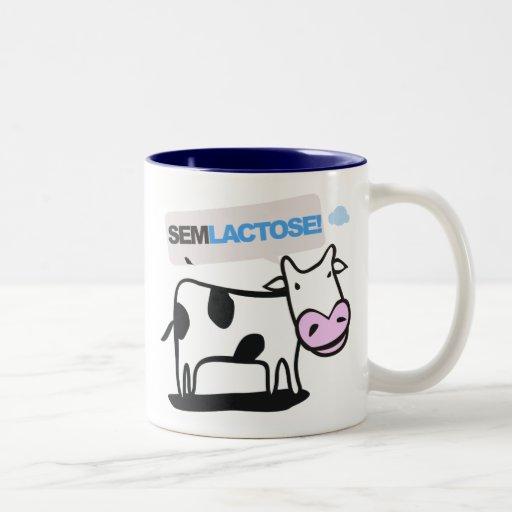 Caneca : lactose des PSEM Tasse
