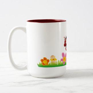 Caneca mod48 mug bicolore