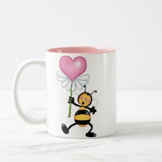 Caneca mod50 mug bicolore