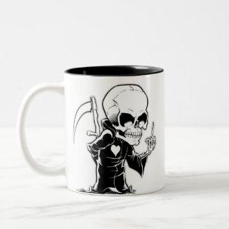 Caneca Morte Tasse À Café
