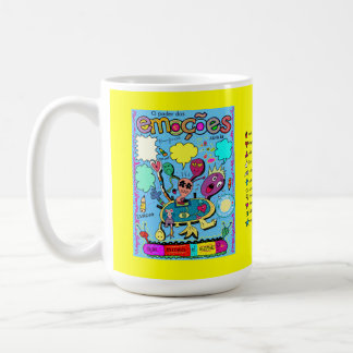 Caneca-Q-Bicho-é-… Mugs
